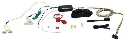 Nissan murano custom fit vehicle wiring curt