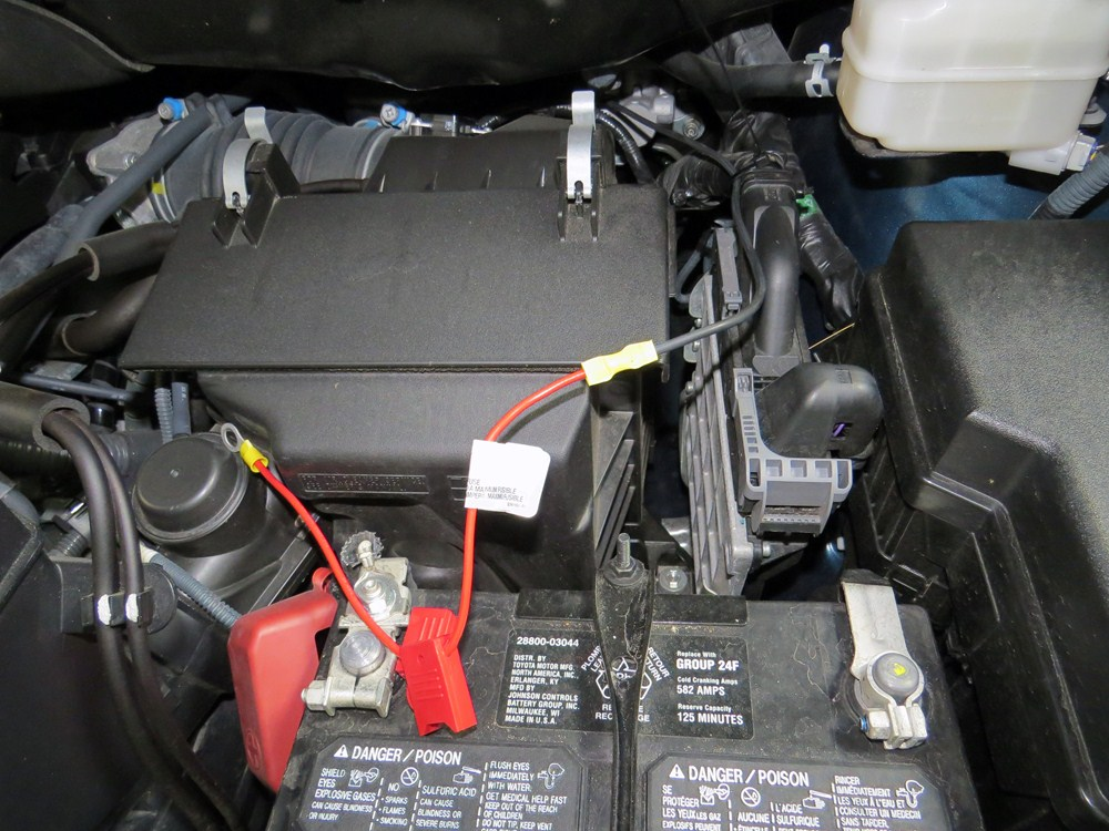 Trailer Wiring Harness For Toyota Sienna : Toyota sienna curt t connector vehicle wiring harness