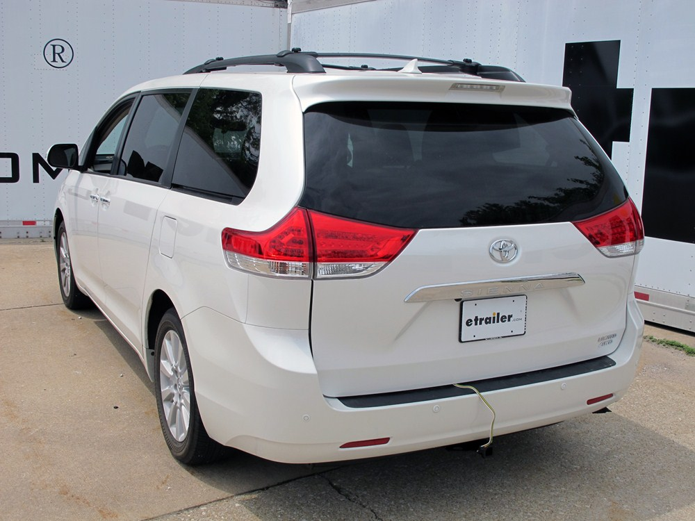 2013 Toyota Sienna Custom Fit Vehicle Wiring