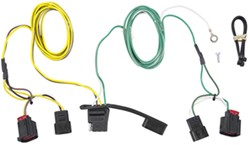 Curt 2013 Dodge Journey Custom Fit Vehicle Wiring