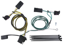 Curt 2004 Chevrolet Impala Custom Fit Vehicle Wiring