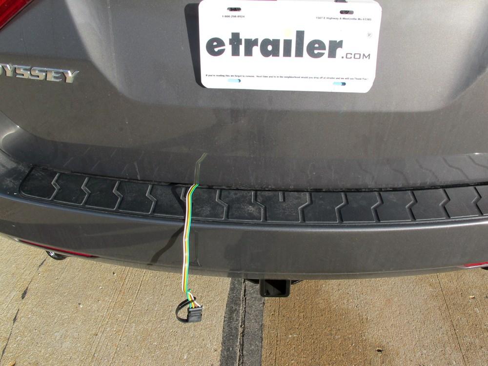 Honda pilot trailer light wiring harness get