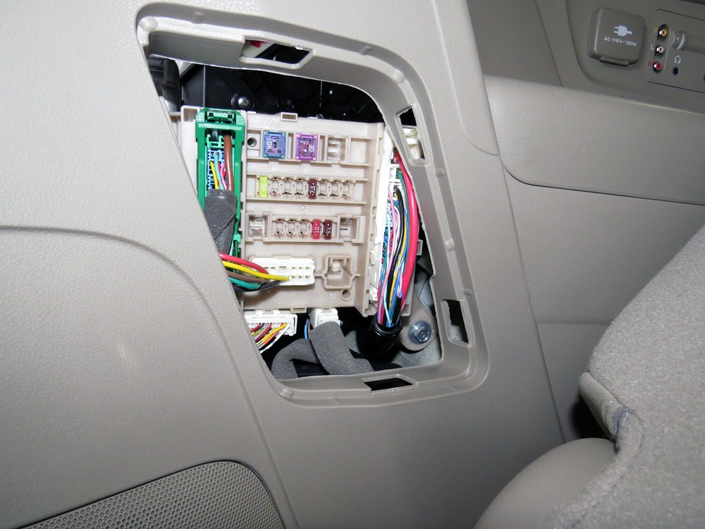 Honda pilot trailer harness installation autos