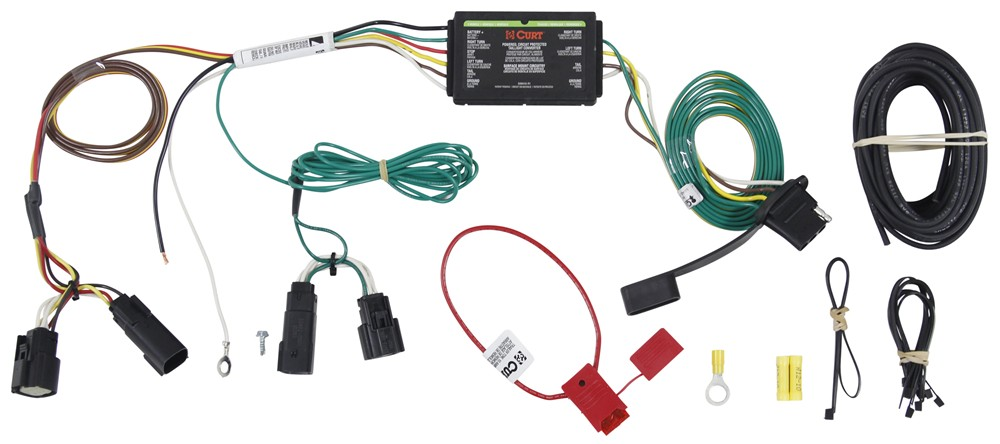ford edge trailer wiring harness on ford edge 2012 trailer wiring