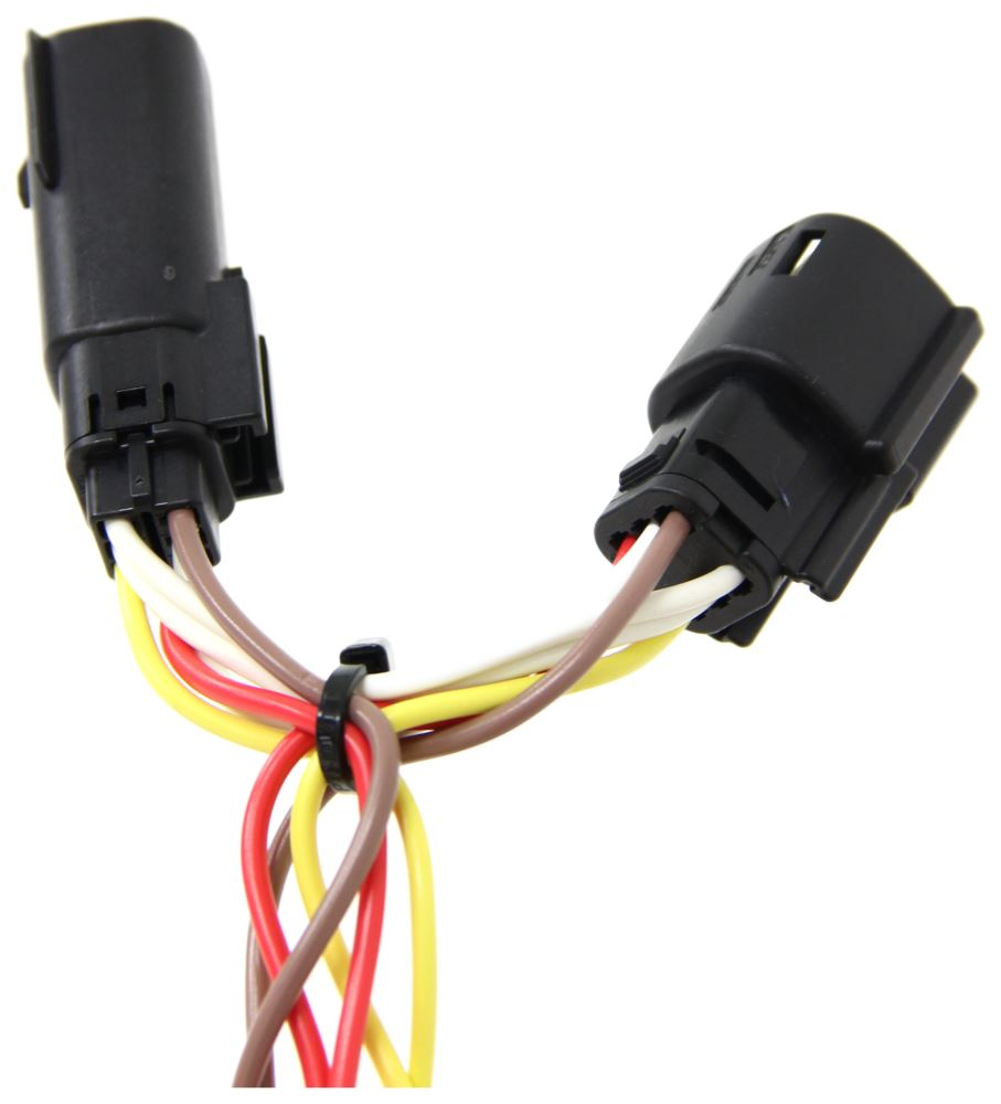 2013 ford e350 trailer wiring harness 2013 ford edge curt t-connector vehicle wiring harness ... 2013 ford edge trailer wiring harness #6