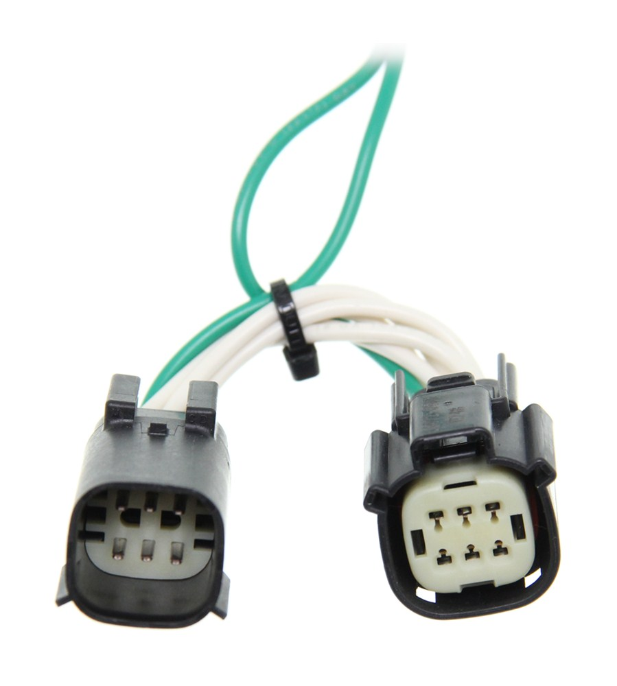 t connector vehicle wiring harness curt custom fit vehicle. Black Bedroom Furniture Sets. Home Design Ideas