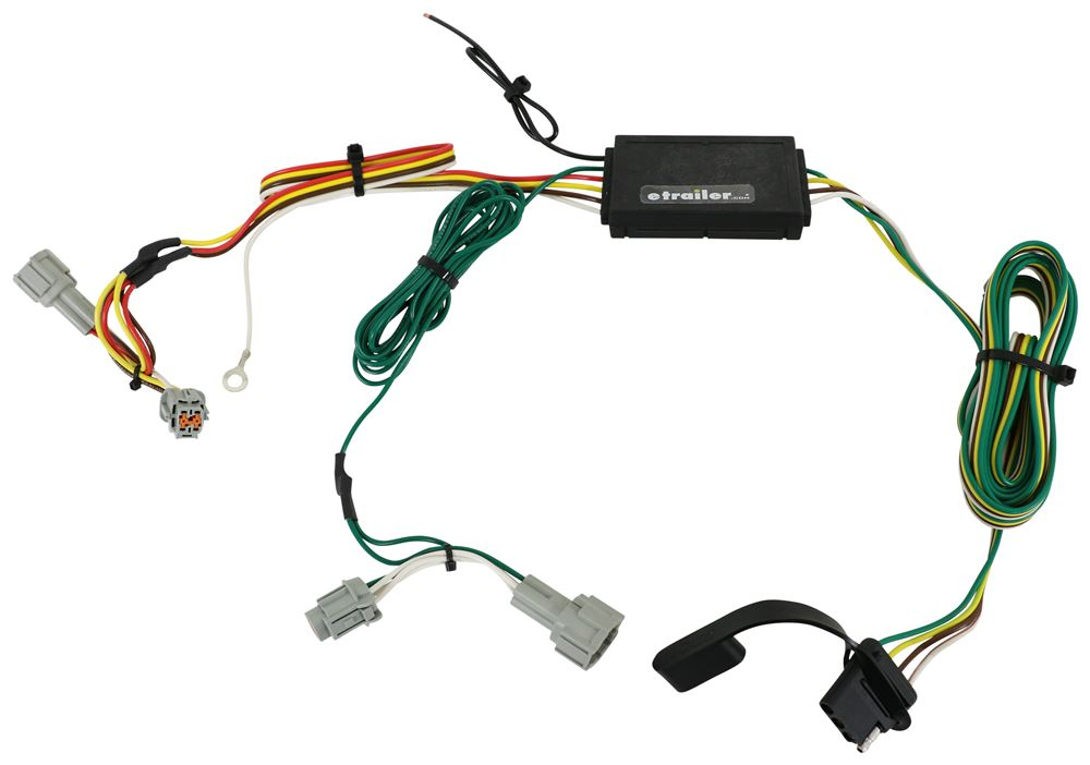 Nissan Quest Wiring Harness : Nissan quest curt t connector vehicle wiring harness with