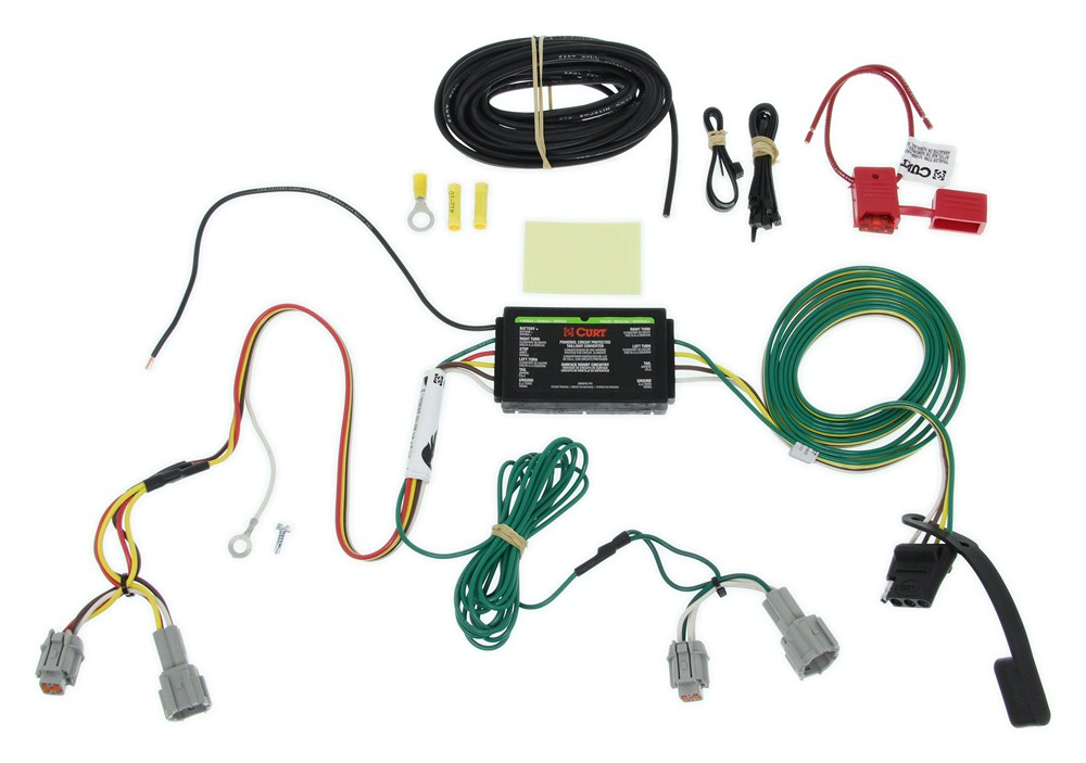 2012 Nissan Quest Custom Fit Vehicle Wiring