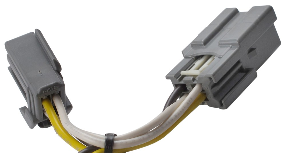 Installation Of A Trailer Wiring Harness On A 2013 Ford ...