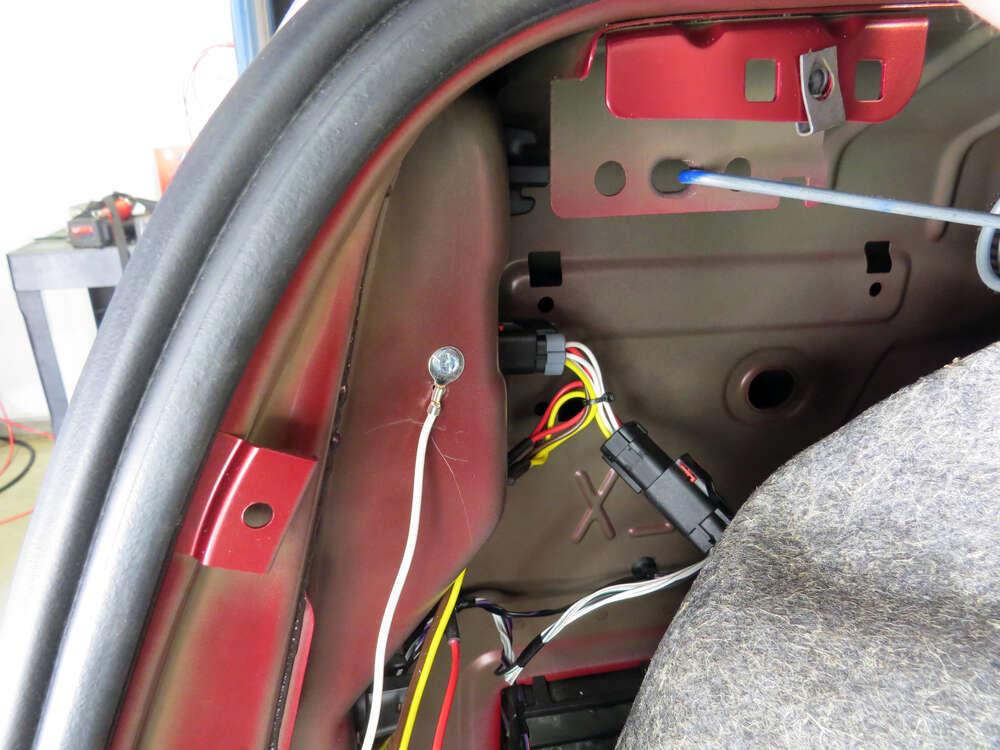 2014 chrysler 300 curt t connector vehicle wiring harness. Black Bedroom Furniture Sets. Home Design Ideas