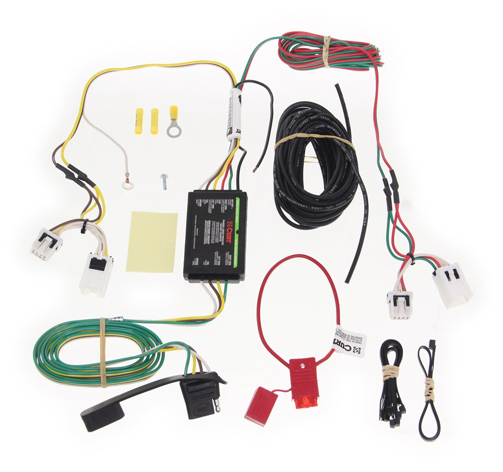 2016 nissan nv 1500 custom fit vehicle wiring curt