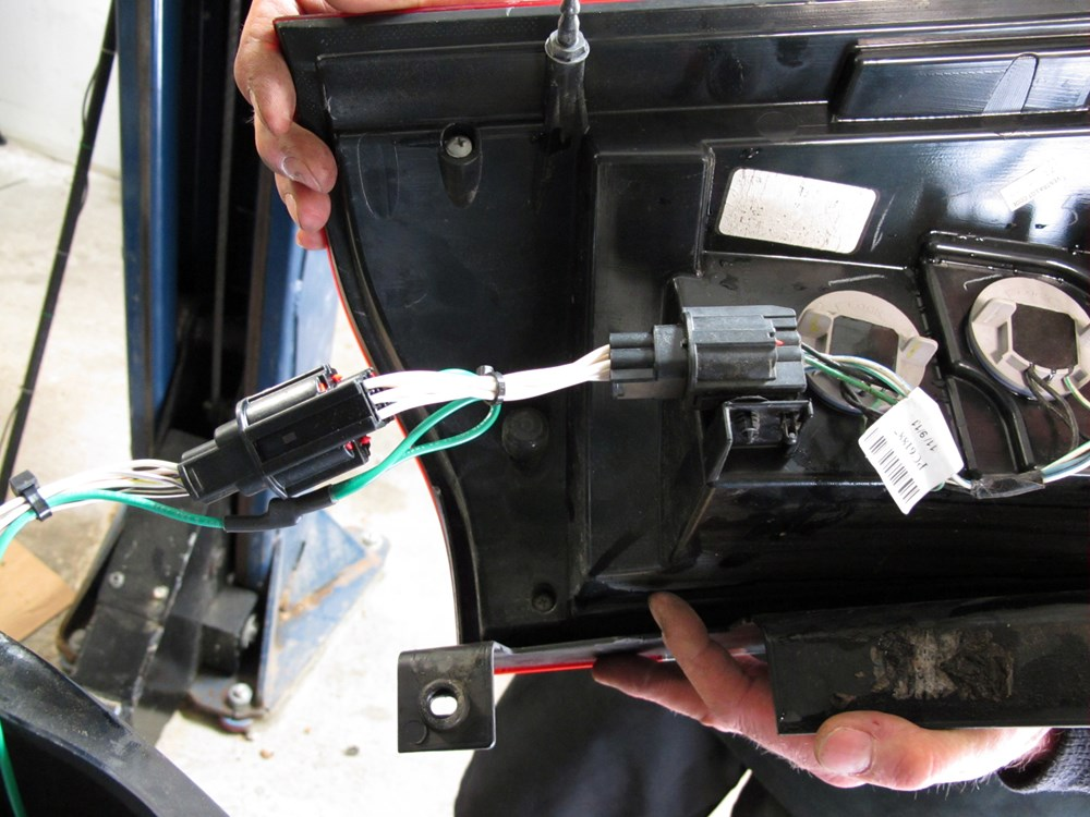 2012 Chrysler Town And Country Custom Fit Vehicle Wiring