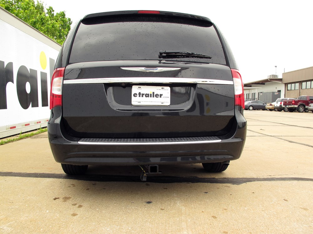 2012 chrysler town and country custom fit vehicle wiring curt. Cars Review. Best American Auto & Cars Review