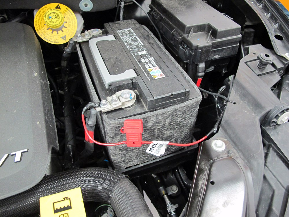 2015 Chrysler Town And Country Custom Fit Vehicle Wiring