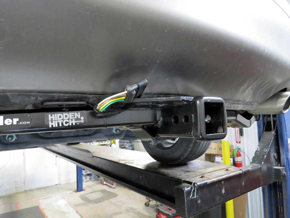 2012 Hyundai Santa Fe Trailer Wiring Harness : Hyundai veracruz custom fit vehicle wiring curt