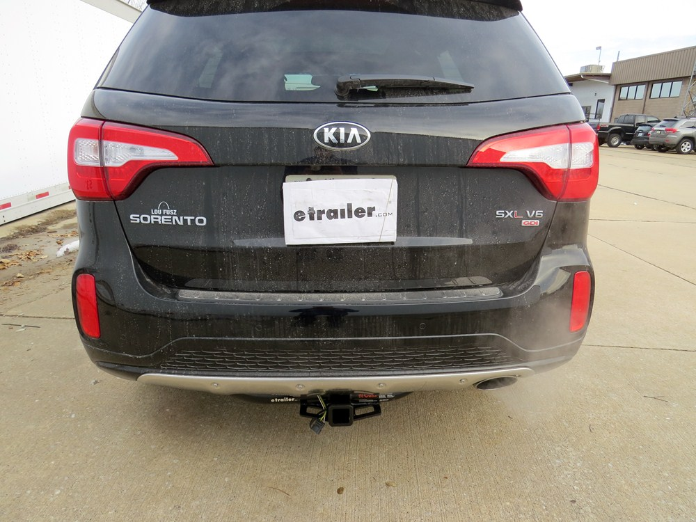 Kia sorento custom fit vehicle wiring curt