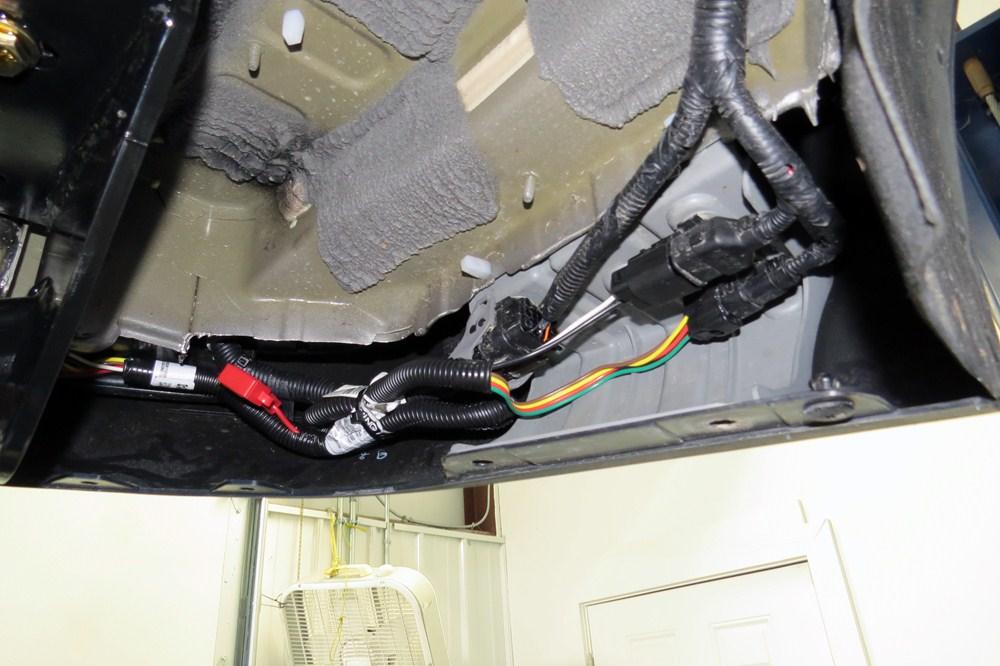 2015 kia sorento custom fit vehicle wiring curt. Black Bedroom Furniture Sets. Home Design Ideas