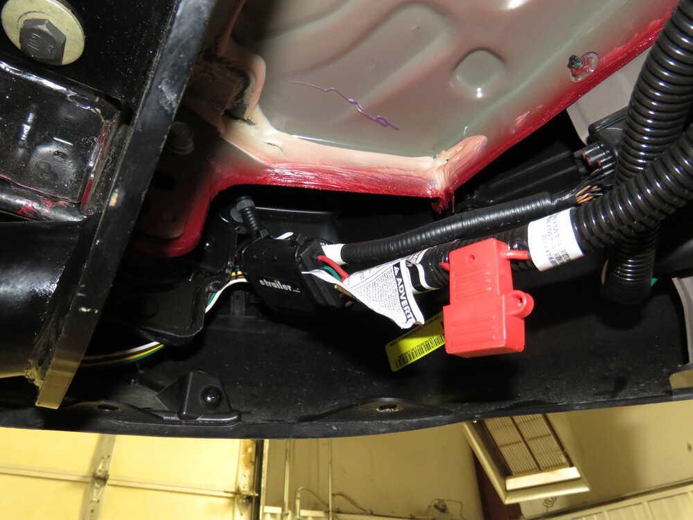 2012 Kia Sorento Custom Fit Vehicle Wiring