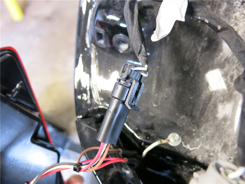 Dodge journey custom fit vehicle wiring curt