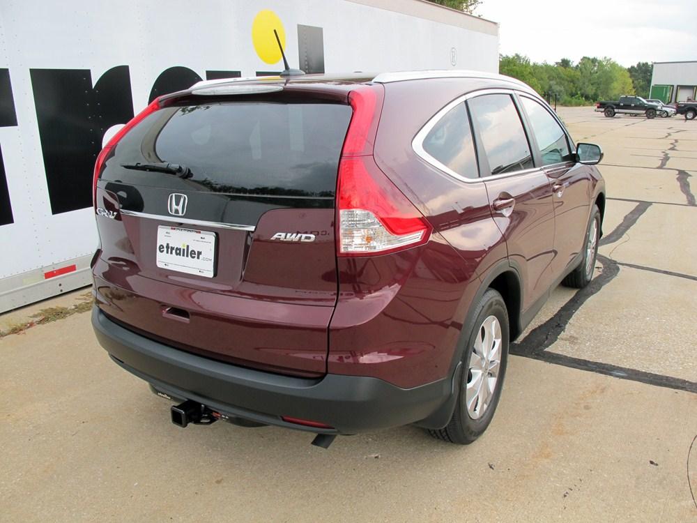 Trailer Wiring Harness For 2014 Honda Crv : Honda cr v custom fit vehicle wiring curt