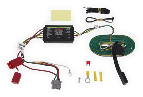 C56161_500 trailer wiring harness installation 2005 honda odyssey video  at soozxer.org
