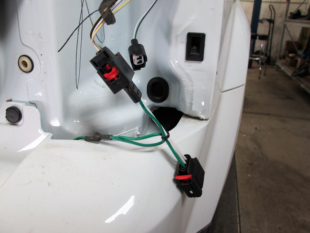 2013 Jeep Patriot Custom Fit Vehicle Wiring