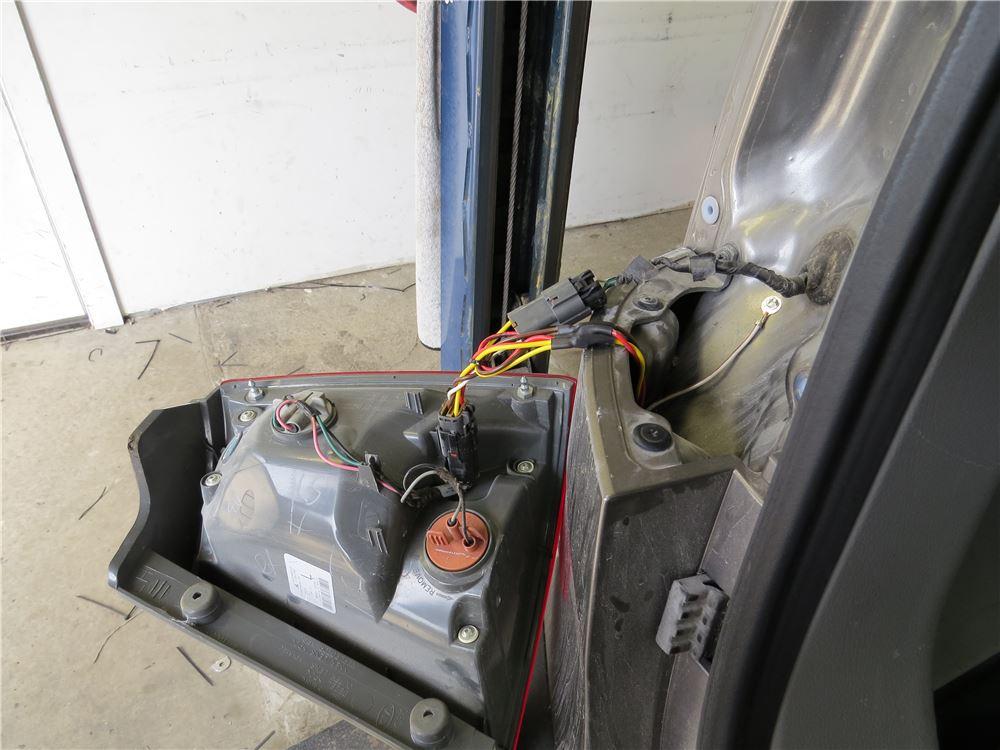 2011 kia sorento starter wiring diagram 2011 kia sorento custom fit vehicle wiring - curt