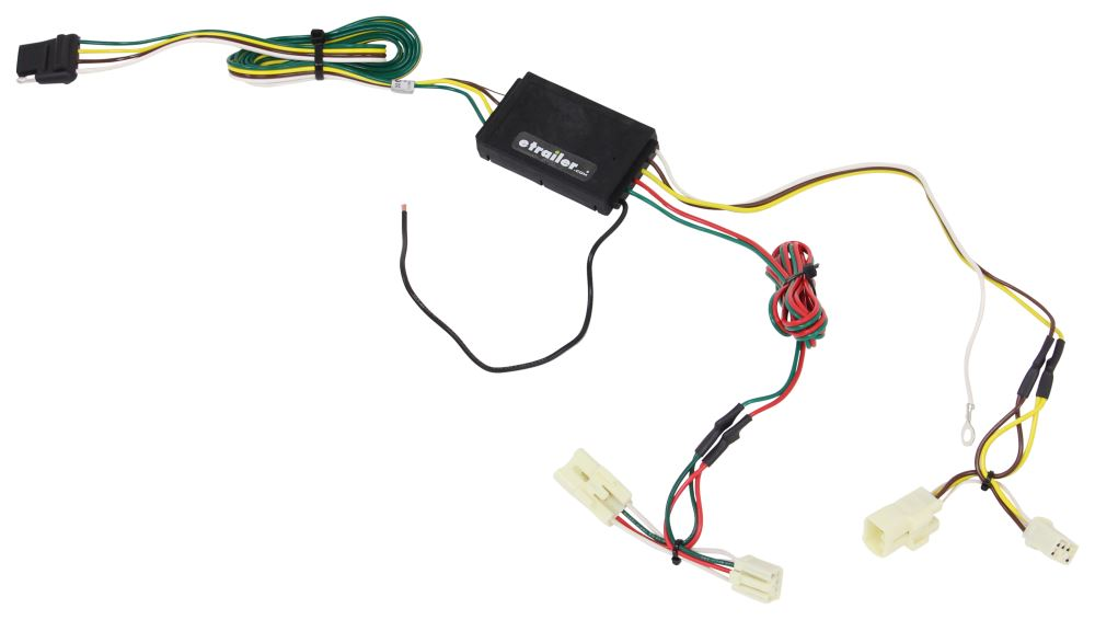 Trailer Wiring Harness Rav4 : Toyota rav curt t connector vehicle wiring harness