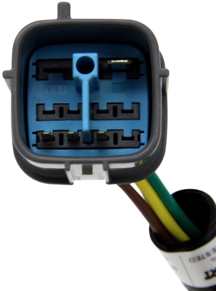 2015 Honda Pilot Wiring Harness Installation : Honda pilot custom fit vehicle wiring curt