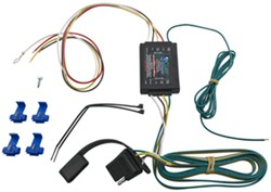 wiring diagram for the curt trailer wiring harness part c56175 curt circuit protected converter w smt