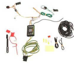 trailer wiring harness for a 2014 chevy traverse without tow package rh etrailer com 2010 chevy traverse trailer wiring harness 2017 chevy traverse trailer wiring harness