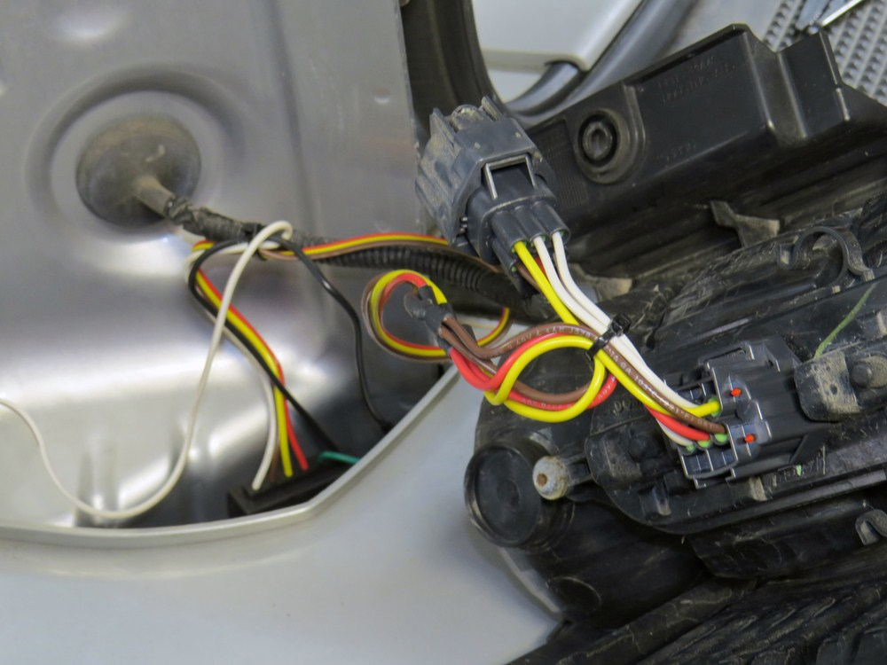 Jeep liberty custom fit vehicle wiring curt
