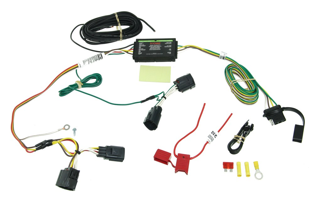 Trailer Wiring Harness For 2011 Jeep Liberty : Jeep liberty hitch wiring autos post