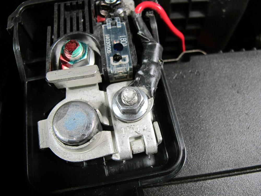 2014 Hyundai Santa Fe Trailer Wiring Harness : Hyundai santa fe custom fit vehicle wiring curt