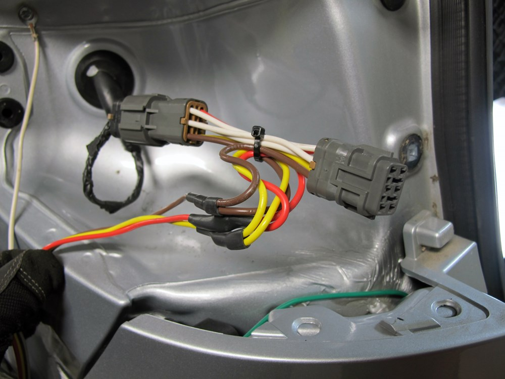 2014 Hyundai Santa Fe Custom Fit Vehicle Wiring