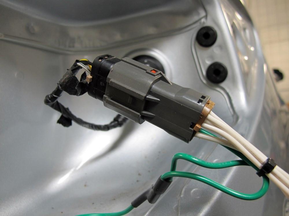 2014 Hyundai Santa Fe Trailer Wiring Harness : Youtube hyundai santa fe trailer wiring harness