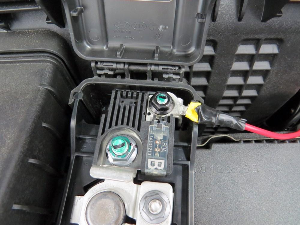 2014 Hyundai Santa Fe Trailer Wiring Harness : Hyundai santa fe limited trailer package autos post