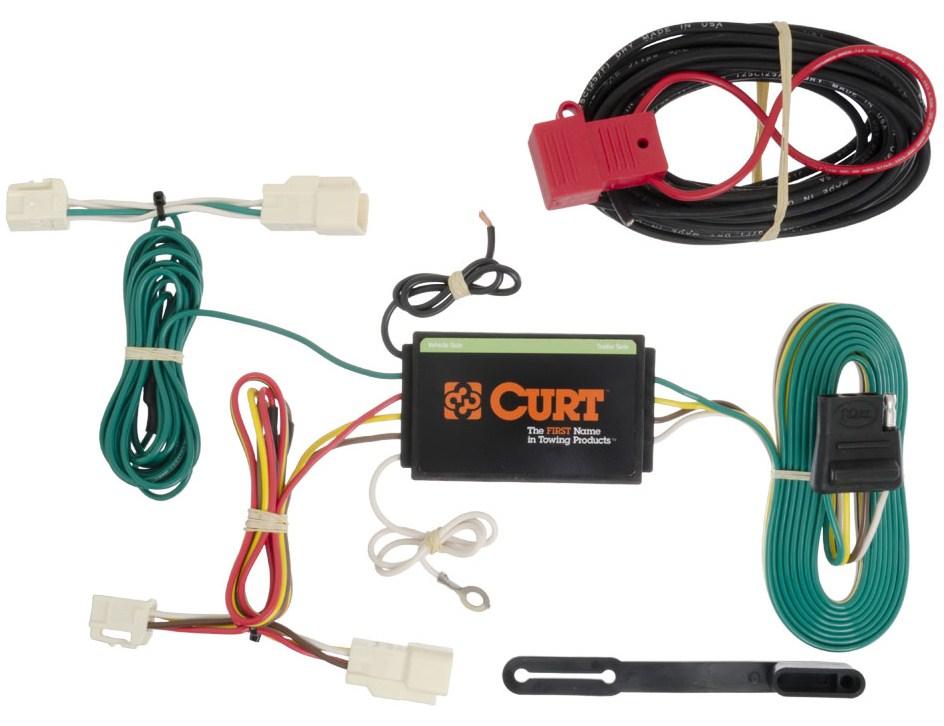 2016 mitsubishi outlander curt t connector vehicle wiring. Black Bedroom Furniture Sets. Home Design Ideas