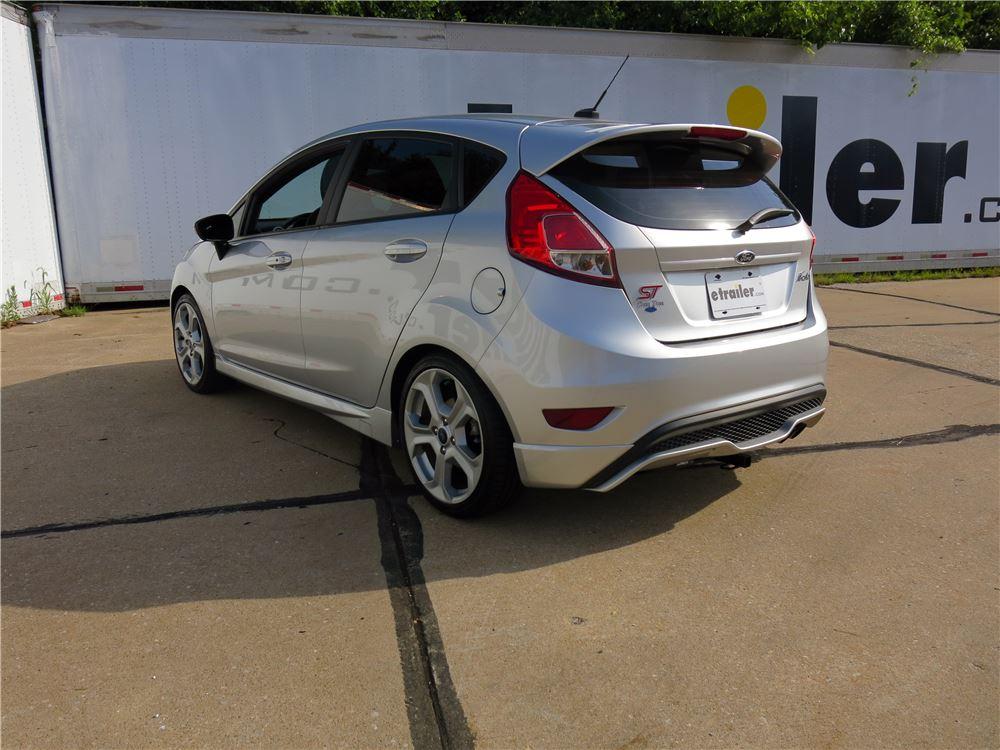 2015 Ford Fiesta Custom Fit Vehicle Wiring - Curt
