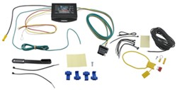 Curt PWM Powered Converter with Wiring Kit