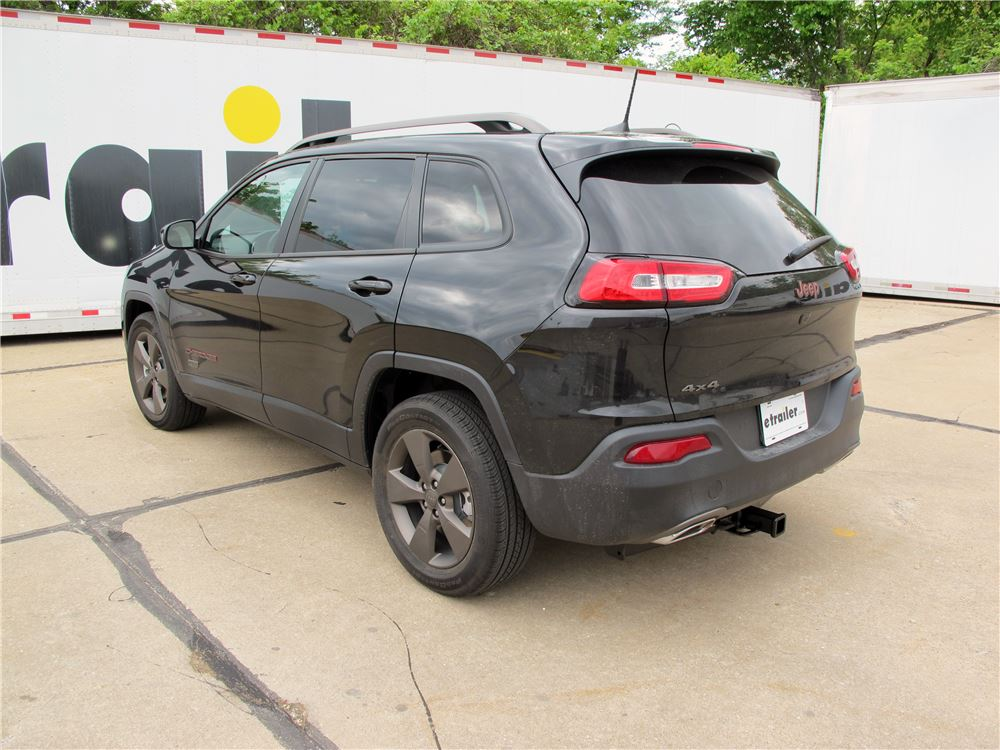 2016 jeep cherokee curt t connector vehicle wiring harness with 4 pole flat trailer connector. Black Bedroom Furniture Sets. Home Design Ideas