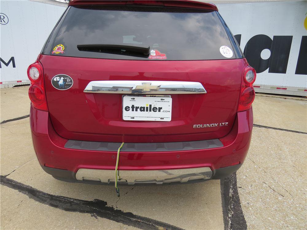 2016 Chevrolet Equinox Custom Fit Vehicle Wiring