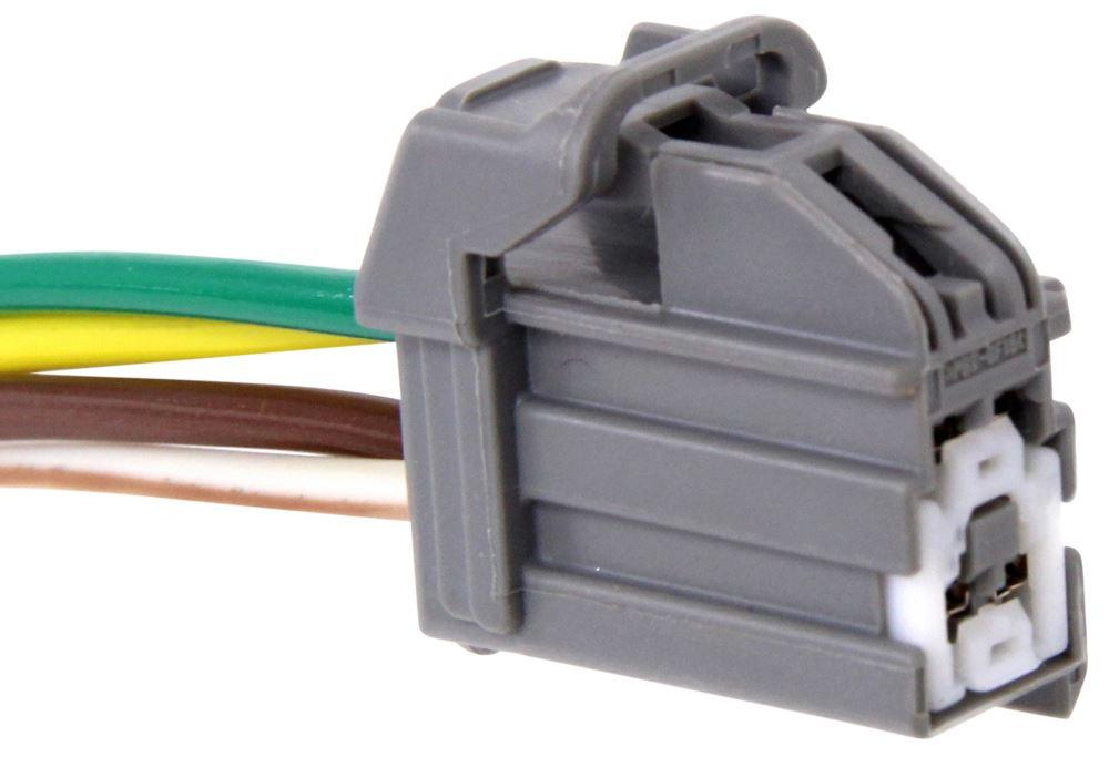 Trailer Wiring Harness 2012 Equinox : Trailer wiring harness installation chevrolet equinox