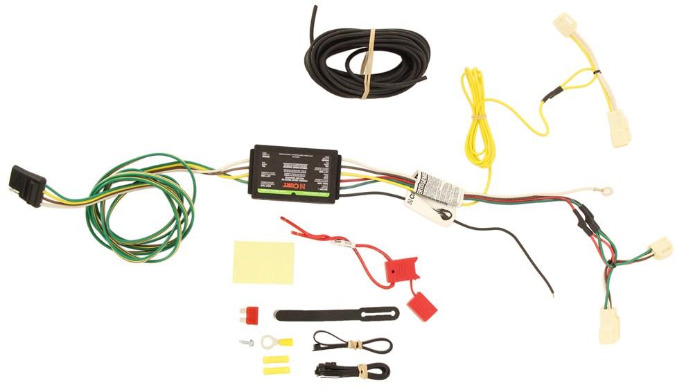 2016 subaru brz custom fit vehicle wiring curt