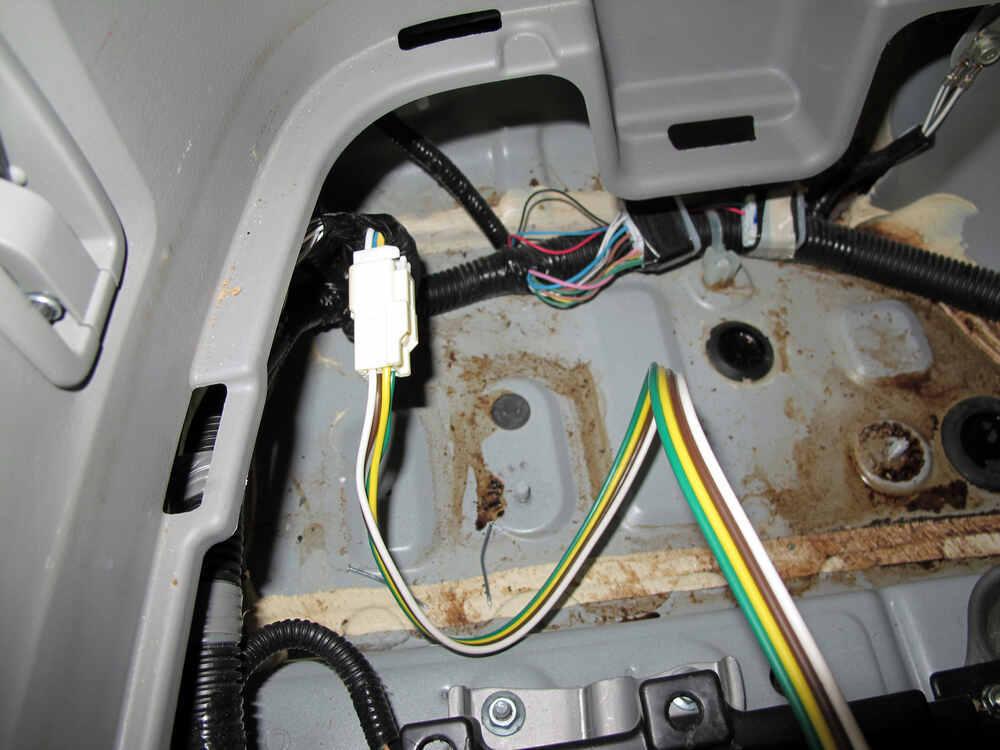 Toyota highlander custom fit vehicle wiring curt