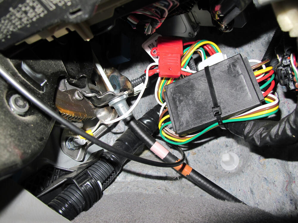 2008 Toyota Highlander Trailer Wire Harness