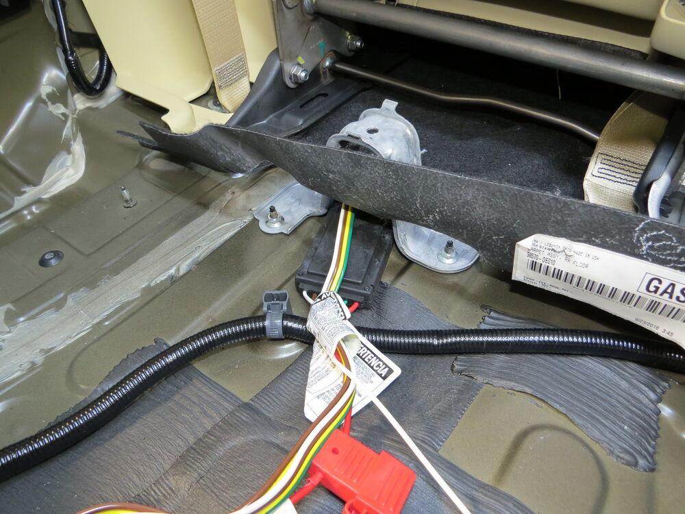 Rav4 Wiring Harness Install. . Wiring Diagram on