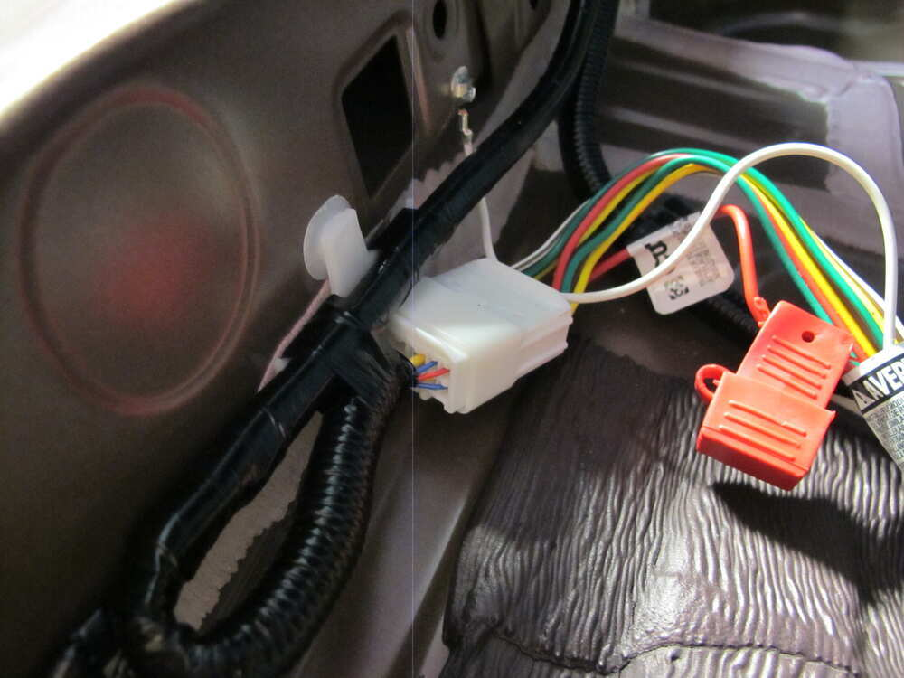 2017 Toyota Highlander Custom Fit Vehicle Wiring