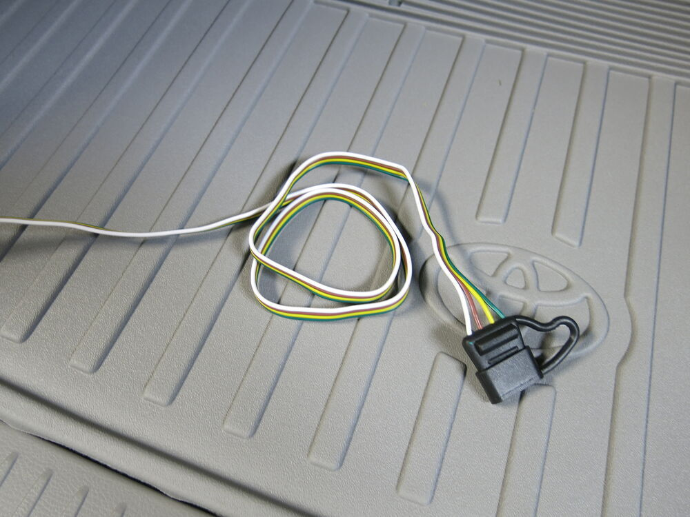 2012 toyota highlander Curt T Connector Vehicle Wiring