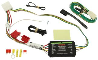 C56217_5 curt custom vehicle to trailer wiring harness available via  at couponss.co
